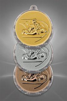Medalii Gokart MD-T 09