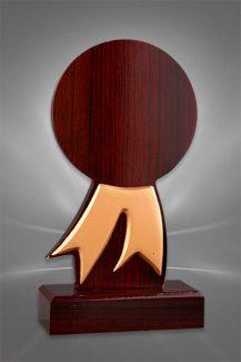 Trofee din Lemn WT 106