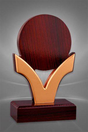 Trofee din Lemn WT 108