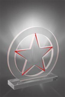 Trofee din Acril PSW 302