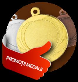 Promotii -- Medalii